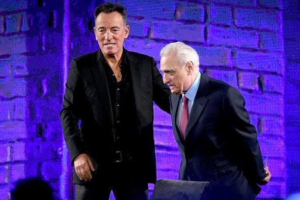 Springsteen Scorsese