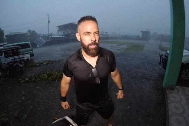 Josh Morgerman 'Hurricane Man' Science Channel