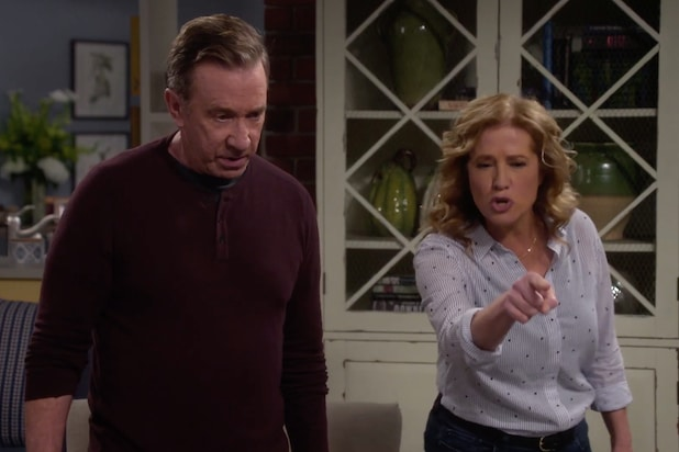 'Last Man Standing': Mike and Vanessa Try to 'Tough Love' Mandy and Kyle Into Moving Out (Exclusive Video)