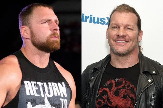 a2d254bf Chris Jericho's Podcast With Jon Moxley Tops 600,000 Downloads in First 40  Hours (Exclusive)