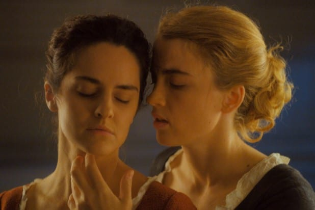 'Portrait of a Lady on Fire' Paints a Rosy Debut at Indie Box Office