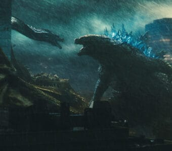does Godzilla King of the Monsters have a post-credits scene Godzilla vs Kong monster movie