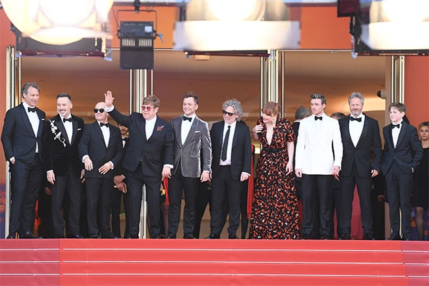 rocketman premiere cannes