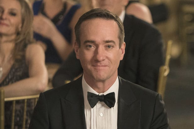 Matthew Macfadyen Wants a Tom and Greg 'Succession' Spinoff Too