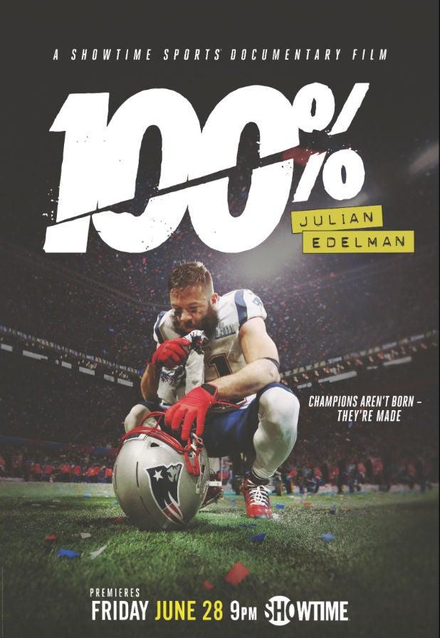 100 Percent Julian Edelman