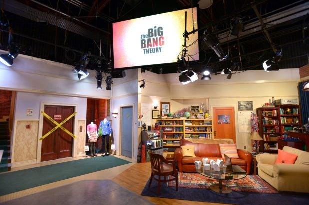 """""""Big Bang Theory"""" Sets Added to Warner Bros. Studio Tour"""