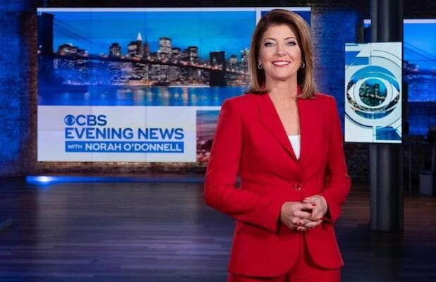 Norah O'Donnell CBS Evening News
