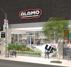 Alamo Drafthouse LA street view