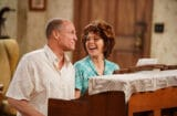 Woody Harrelson and Marisa Tomei in All in the Family live