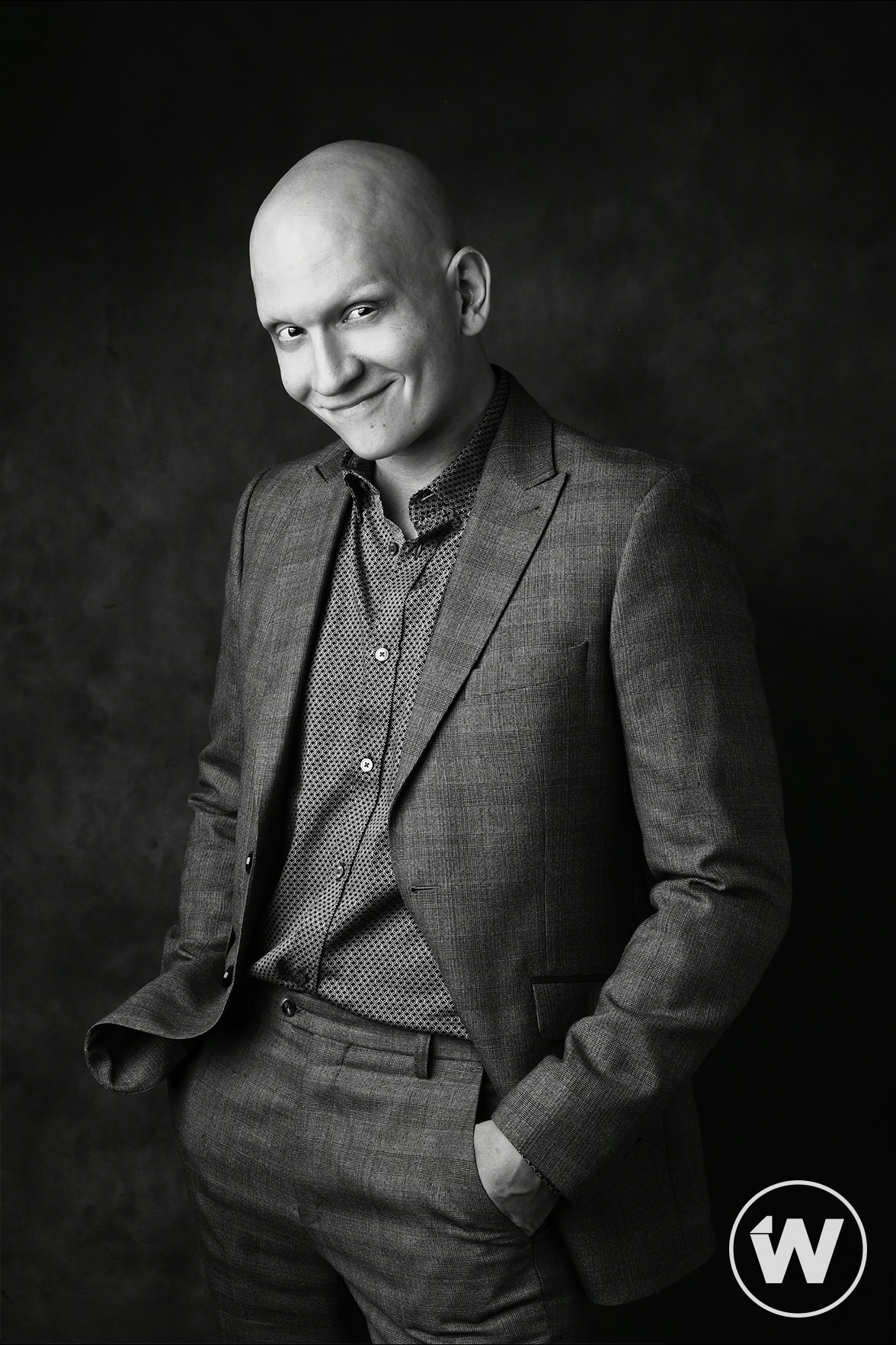 Anthony Carrigan, TheGrill
