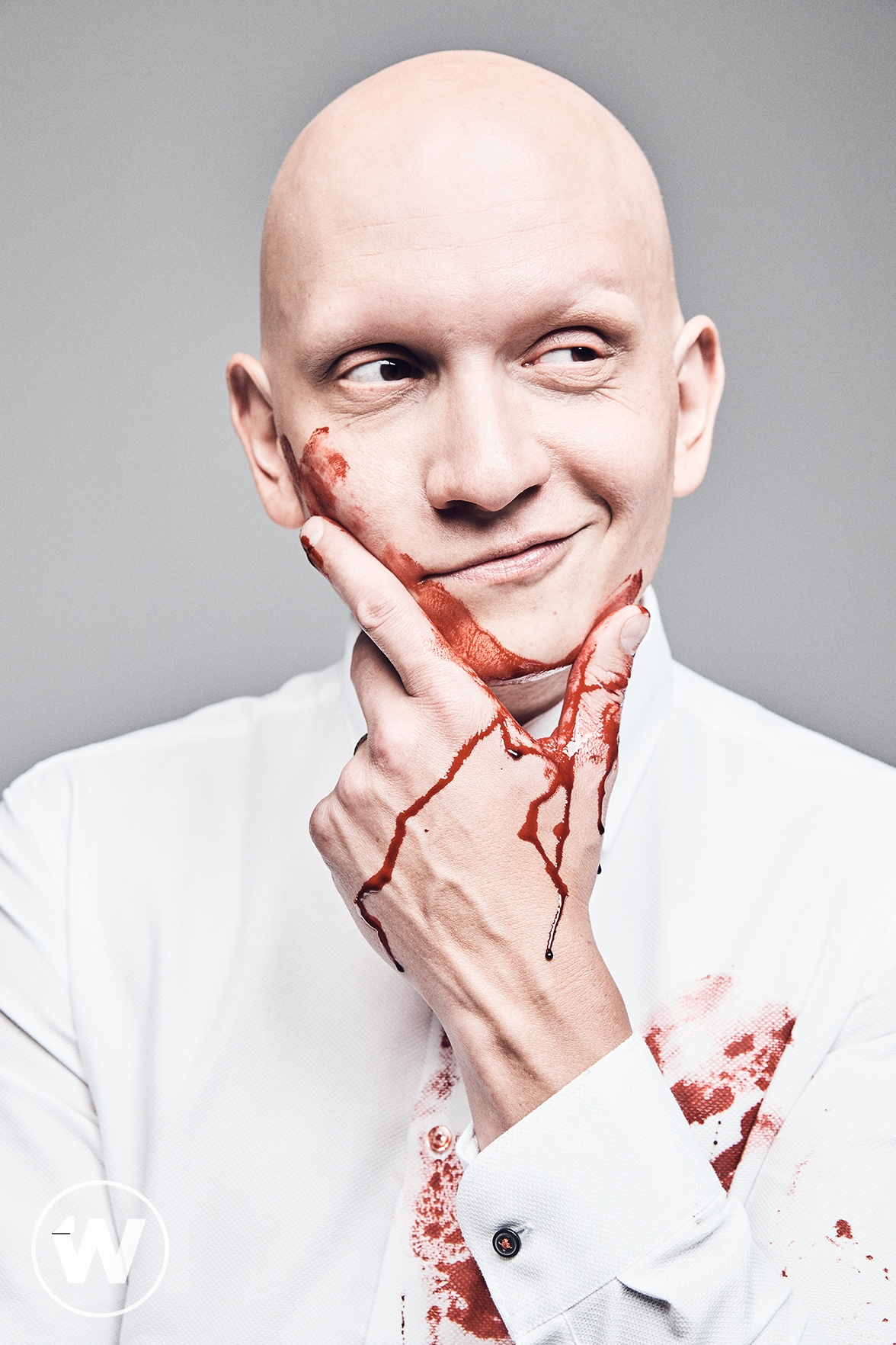 Anthony Carrigan, Barry