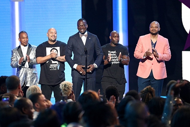 2019 BET Awards Exonerated 5