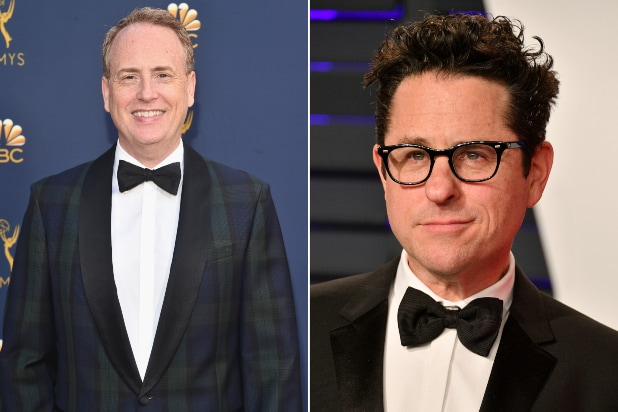 Bob Greenblatt on Potential JJ Abrams Deal: 'We Hope to Keep Him in the Family'