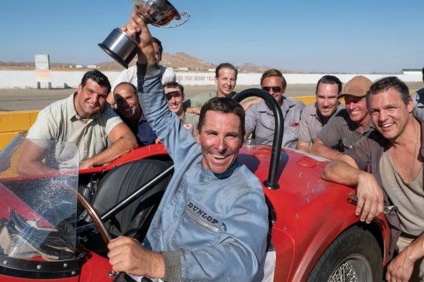 Christian Bale Ford V Ferrari