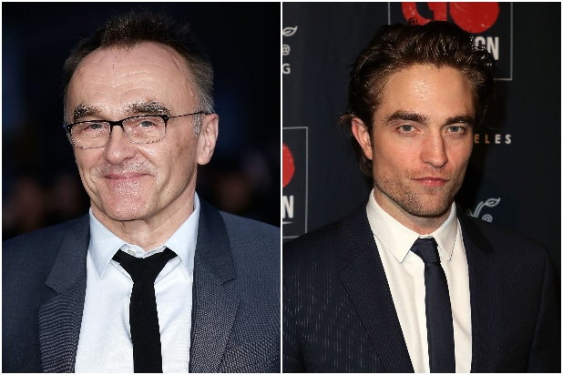 Danny Boyle Robert Pattinson