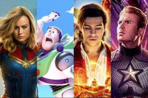 Disney box office dominance