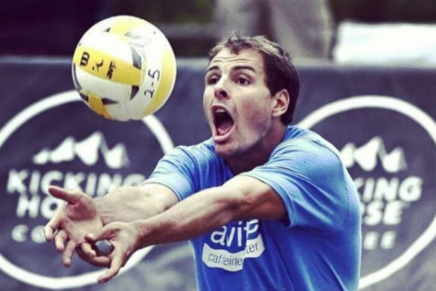 Eric Zaun, Pro Volleyball Player, Dies at 25