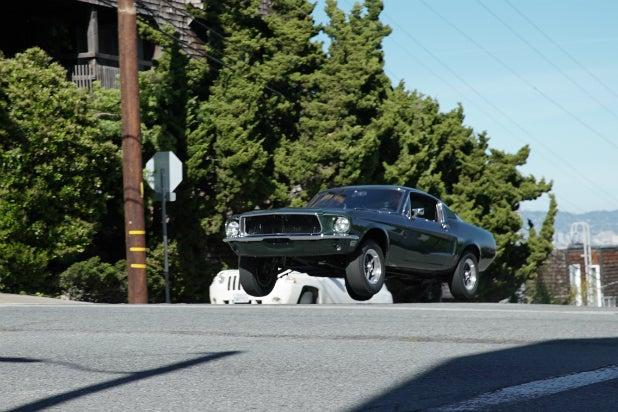 Exclusive: New 'Fast N' Loud' Season to Remake 'Bullitt' Car