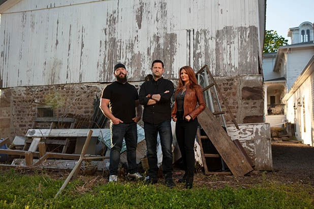 Ghost Hunters' Revival Among 5 Paranormal Shows Ordered at A&E