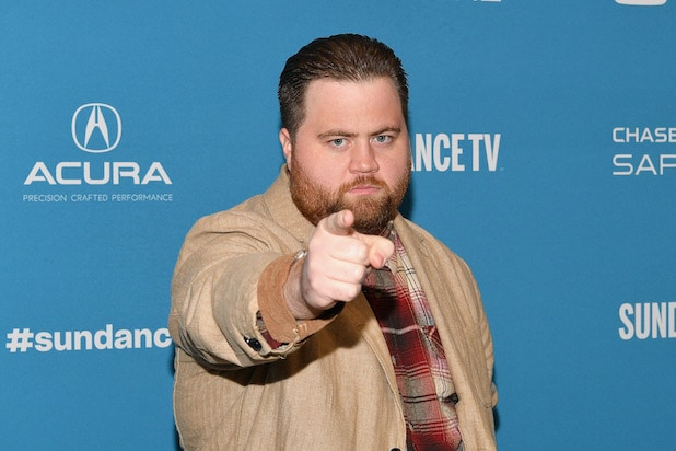 Paul Walter Hauser Lands Lead ...