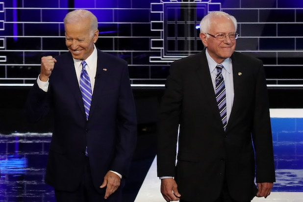 Joe Biden Democratic Debate