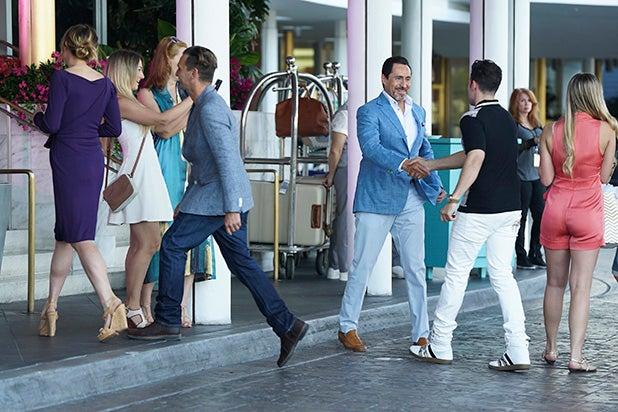 Eva Longoria On Getting Abc S Grand Hotel On Television