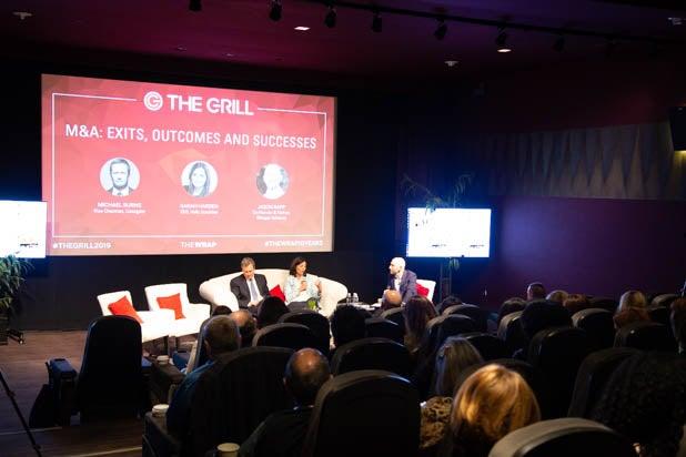 M&A Panel at TheGrill 2019