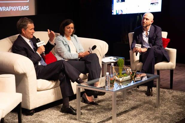 Jason Rapp moderates panel at TheGrill 2019