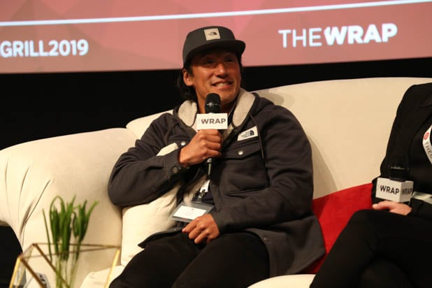 Jimmy Chin, director of 'Free Solo'