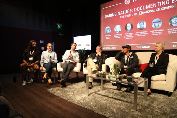 Daring Nature: Documenting Extremes presented by National Geographic at TheGrill 2019