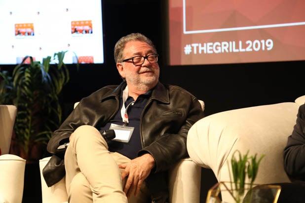 Guillermo Navarro TheGrill 2019