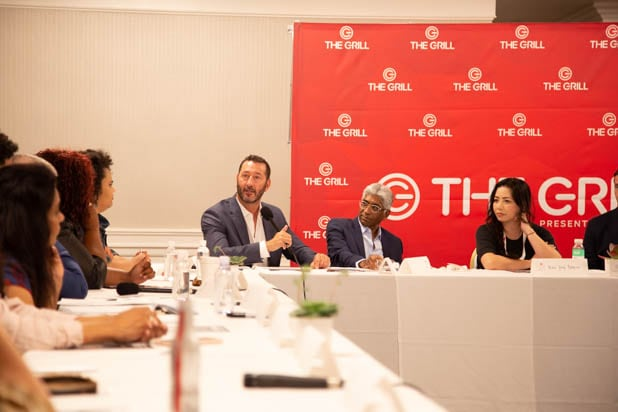 Producer's roundtable TheGrill 2019