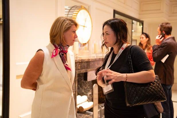 Sharon Waxman chats with Nina Yang Bongiovi