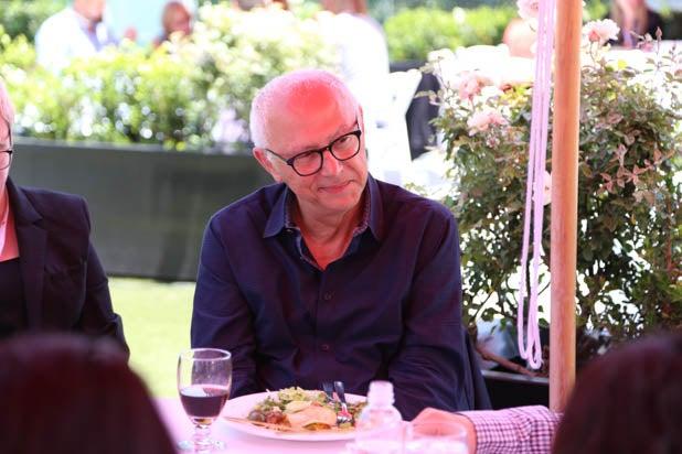 Claude Memmi at TheGrill 2019