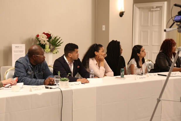 participants in the Diversity Strong Panel TheGrill 2019