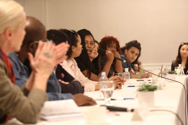 Diversity panel TheGrill 2019