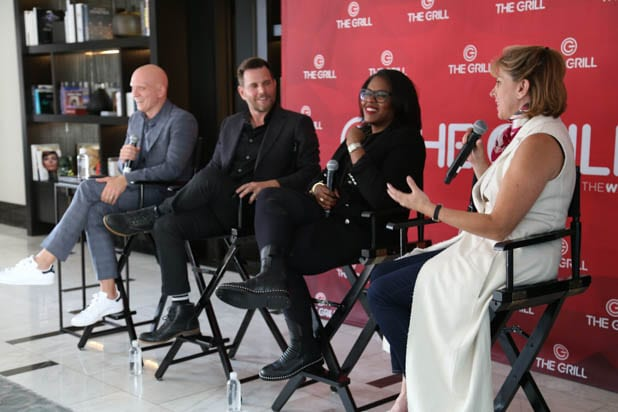 Innovators Panel List TheGrill Anthony Carrigan Dave Rubin Brie Miranda Bryant