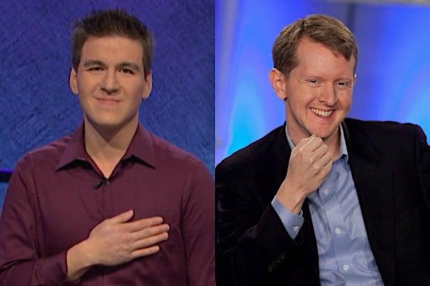 James Holzhauer Ken Jennings Jeopardy