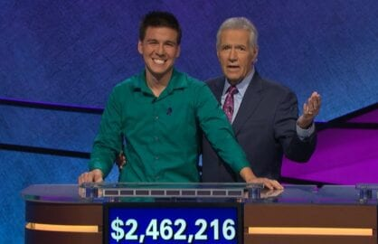 Jimmy Kimmel Has a Theory as to How James Holzhauer Lost 'Jeopardy'