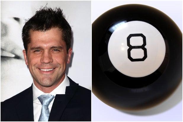 Jeff Wadlow Magic 8 Ball