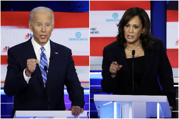 Joe Biden Vows To Stand Against Racism After Kamala Harris Criticism