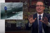 John Oliver on Mount Everest
