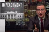 John Oliver on Trump impeachment