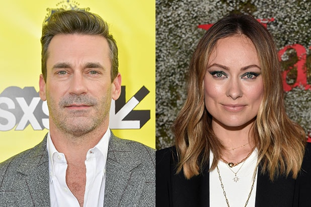 Jon Hamm, Olivia Wilde to Star in Clint Eastwood's 'Richard Jewell'
