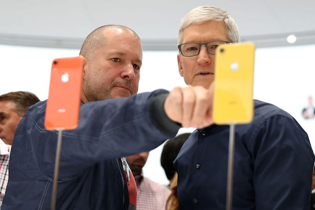 Jon Ive Apple