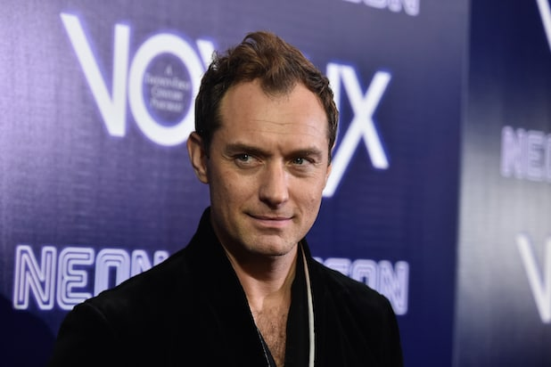 Jude Law to Star in HBO-Sky Limited Series 'The Third Day'