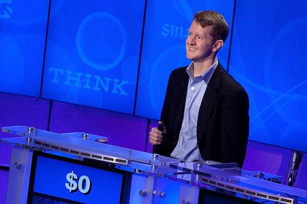 """""""Jeopardy!"""" Ken Jennings"""