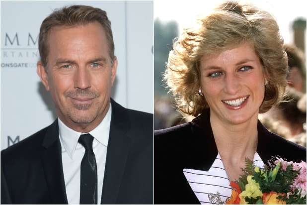 kevin costner princess diana almost starred in a the bodyguard sequel kevin costner princess diana almost