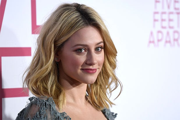 'Riverdale' Star Lili Reinhart to Lead Amazon's 'Chemical Hearts'