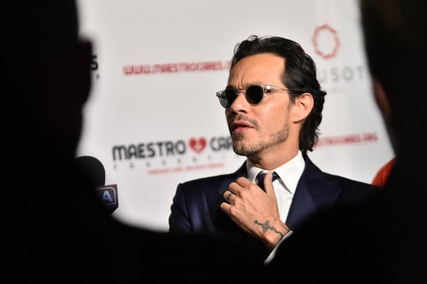 Marc Anthony Joins Lin-Manuel Miranda's 'In The Heights